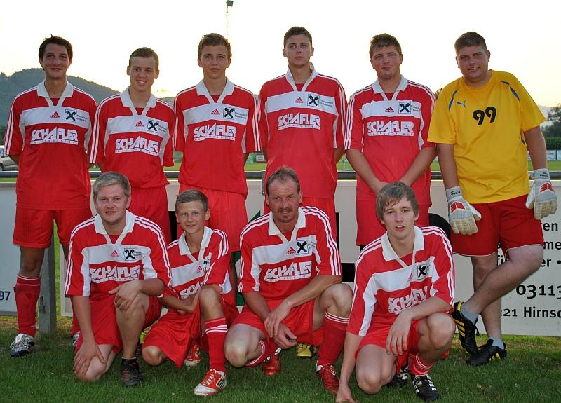 Gruppenfoto FF Hirnsdorf