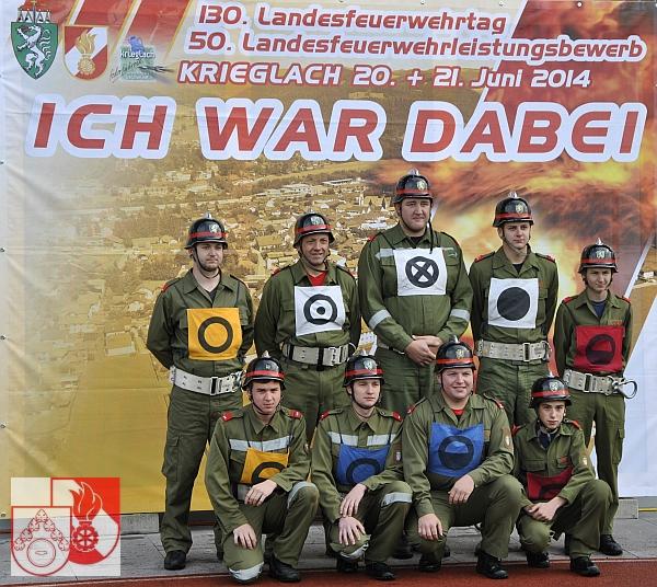 LLB Krieglach: Gruppenfoto