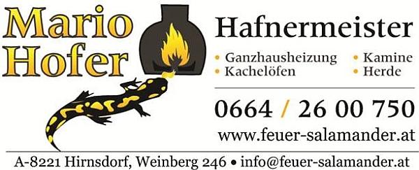 Bild: Logo Hofer Mario